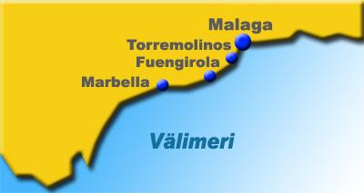 Costa Del Sol Matkailu Matkakohteet