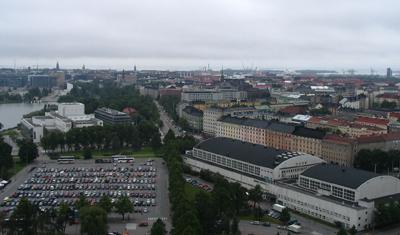 Tornihotelli Helsinki
