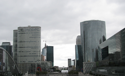 La Défense, Pariisi
