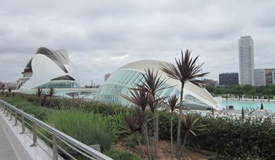 Valencia - Nähtävyydet & matkailu